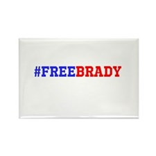 #FREEBRADY Magnets
