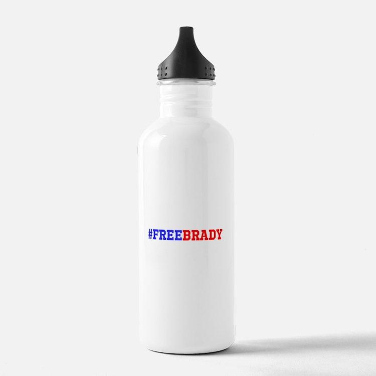 #FREEBRADY Water Bottle
