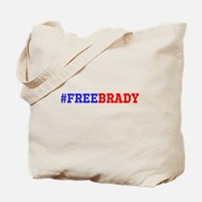#FREEBRADY Tote Bag
