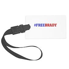 #FREEBRADY Luggage Tag