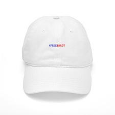 #FREEBRADY Baseball Baseball Cap