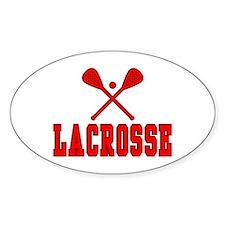 Girls Lacrosse Decal