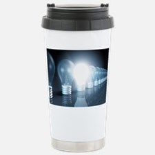 Creative Thinking Stainless Steel Travel Mug