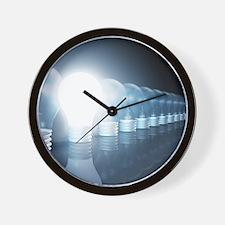 Creative Thinking Wall Clock