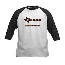 Texas Genealogist Baseball Jersey