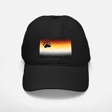 BEAR PRIDE FLAG FURRY LOOK Baseball Hat