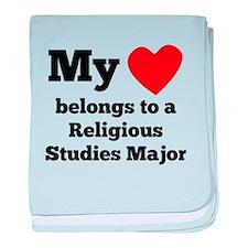My Heart Belongs To A Religious Studies Major baby