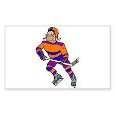 Giant Goalie Gray Decal