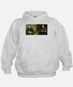 Cute Gilbert and sullivan Hoodie