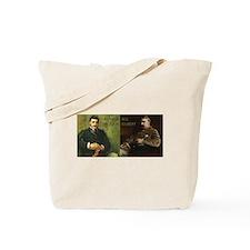 Unique Gilbert and sullivan Tote Bag