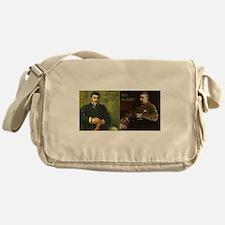 Cute Sullivan Messenger Bag