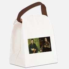 Funny Sullivan Canvas Lunch Bag