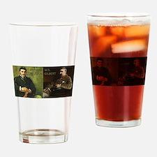 Cool Arthur Drinking Glass