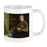 Gilbert and sullivan Coffee Mugs