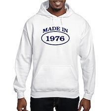 Made in 1976 Hoodie