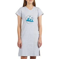 River Rafting Women's Nightshirt