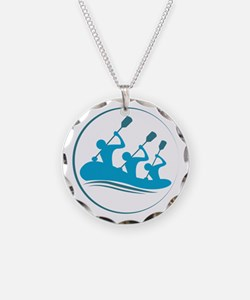 River Rafting Necklace