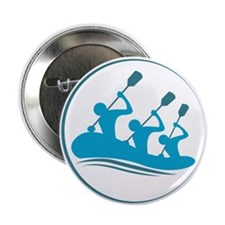 """River Rafting 2.25"""" Button (100 pack)"""