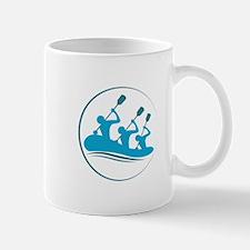 River Rafting Mugs