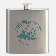 White Water Rafting Flask