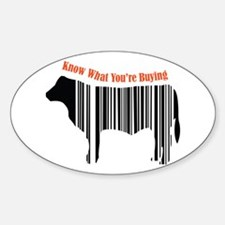 What You're Buying Decal