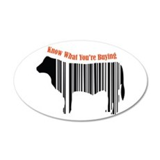 What You're Buying Wall Decal
