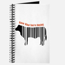 What You're Buying Journal