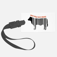 What You're Buying Luggage Tag