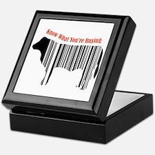What You're Buying Keepsake Box