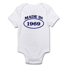 Made in 1969 Infant Bodysuit