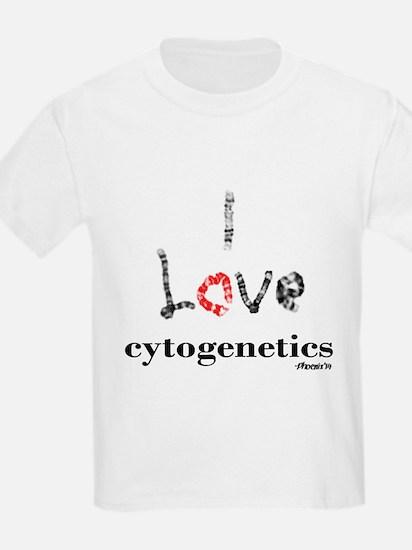 I love cytogenetics T-Shirt