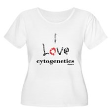 I love cytogenetics Plus Size T-Shirt