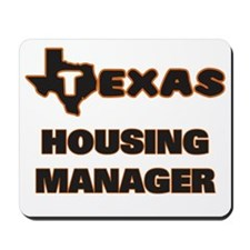 Texas Housing Manager Mousepad