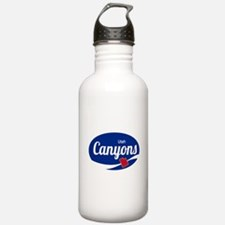 The Canyons Ski Resort Water Bottle