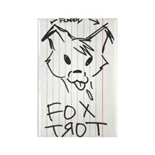 FoxTrot Magnet