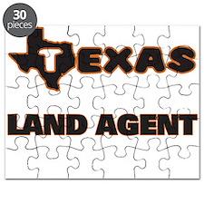 Texas Land Agent Puzzle