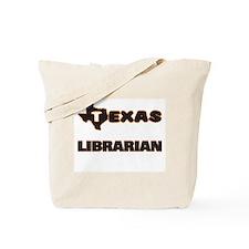 Texas Librarian Tote Bag