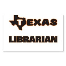 Texas Librarian Decal
