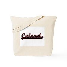 Colonel Classic Job Design Tote Bag