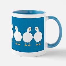 Goose Who Mugs