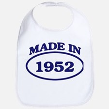 Made in 1952 Bib