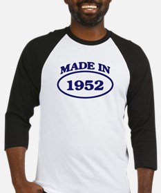 Made in 1952 Baseball Jersey