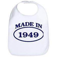 Made in 1949 Bib