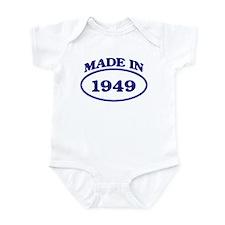 Made in 1949 Infant Bodysuit