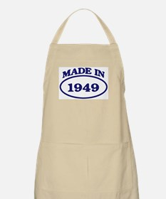 Made in 1949 BBQ Apron