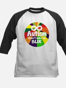 Autism Doesnt Make Me Blue Baseball Jersey