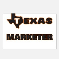 Texas Marketer Postcards (Package of 8)