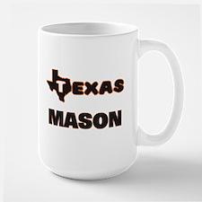 Texas Mason Mugs