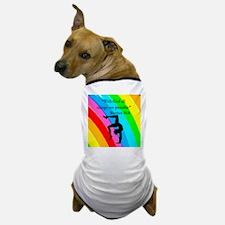 BLESSED GYMNAST Dog T-Shirt