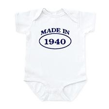 Made in 1940 Infant Bodysuit
